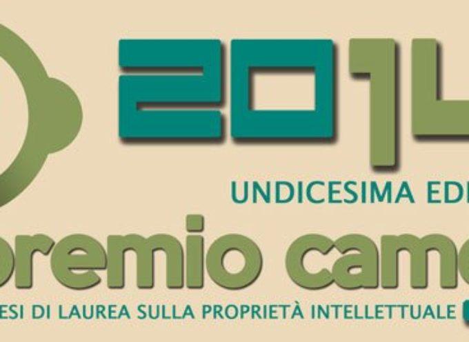PREMIO CAMCOM 2014 – tesi di laurea sulla proprietà intellettuale