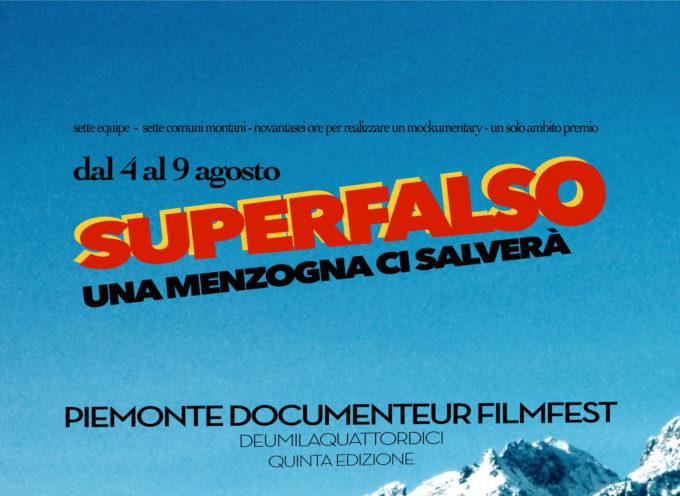 SUPERFALSO – Piemonte Documenteur Filmfest 2014 Contest