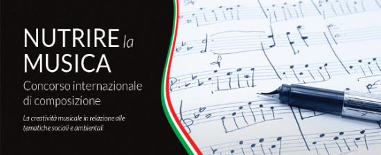 Nutrire la Musica – Musiche per il Padiglione Italia Expo Milano 2015
