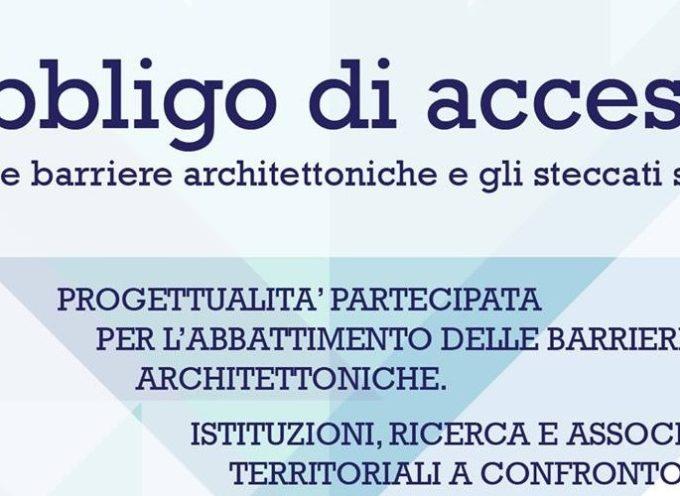 Obbligo Di Accesso – Oltre le barriere architettoniche e gli steccati sociali