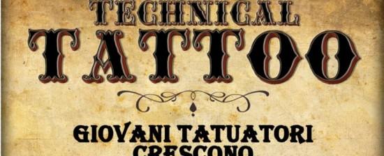 Technical Tatoo: giovani tatuatori crescono