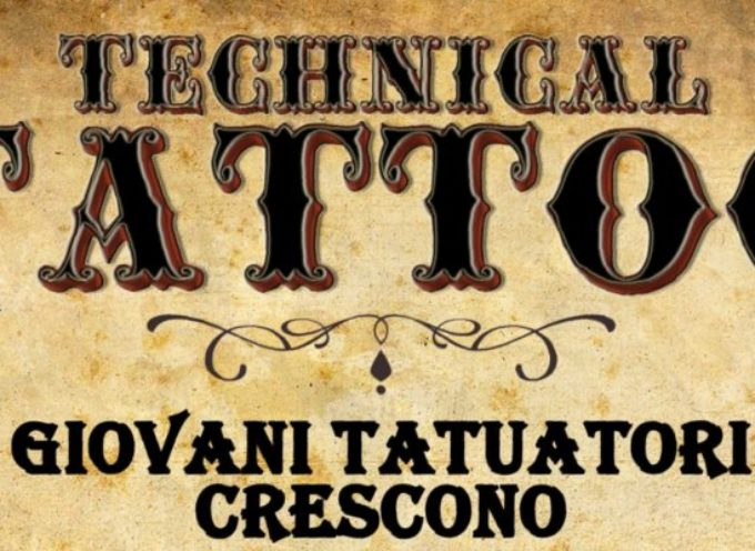 Technical Tatoo: giovani tatuatori crescono