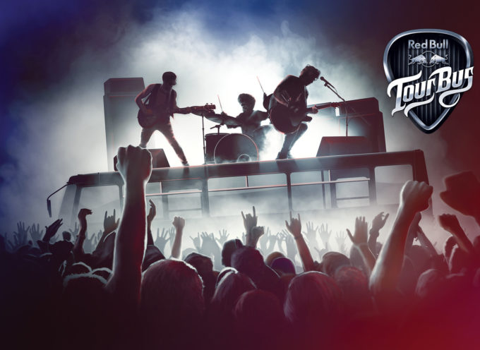 Red Bull Tourbus Chiavi in Mano – contest musicale