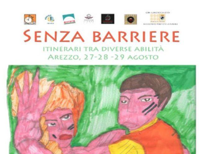 Senza Barriere – Itinerari tra diverse abilità, Arena Eden 27-29 Agosto 2014
