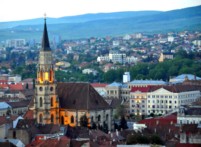 "SVE in Romania ""Cluj-Napoca 2015 Youth Capital"""