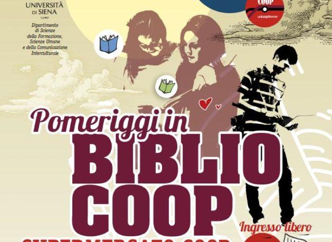 I mercoledì dell'Università in BiblioCoop: alimenta la mente