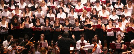 """""""Una sinfonia per il domani"""" – Audizioni aperte ai cantanti under 18"""