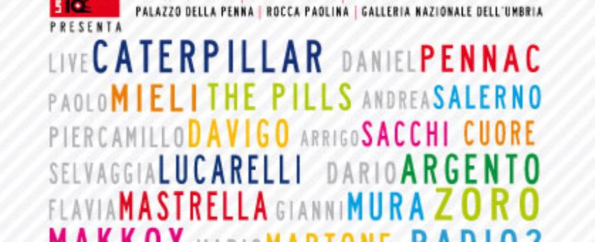 Viva la Cultura! Il festival della cultura italiana ed Europea – Perugia, 3-9 novembre 2014
