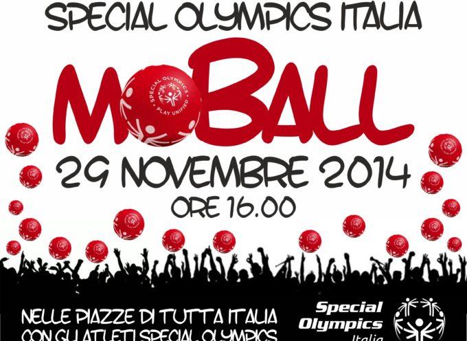 Sabato 29 novembre Flash Mob a Firenze per sostenere gli sportivi con disabilità