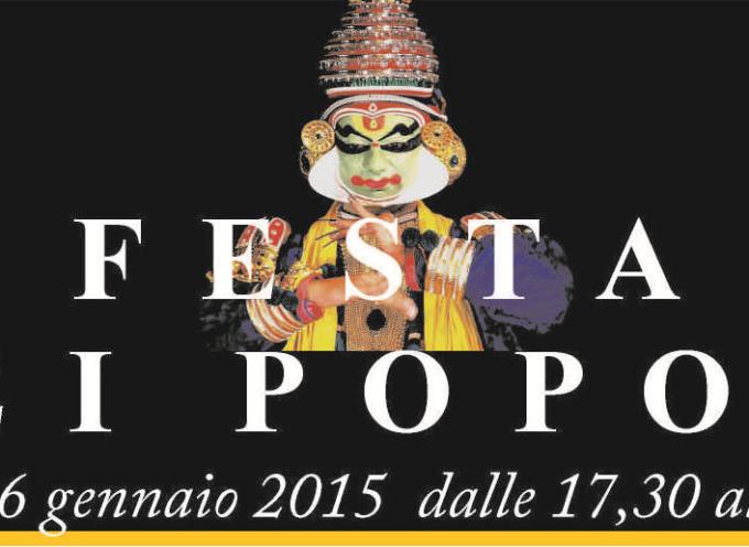 Festa dei popoli 2015 – 6 Gennaio alla Casa delle Culture