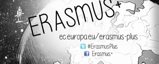 Programma Erasmus+, lunedì 12 gennaio la presentazione dei bandi al campus del Pionta