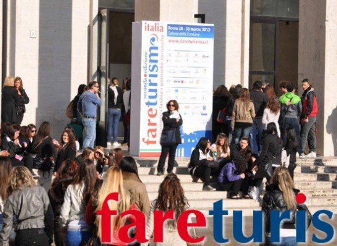 """""""Fareturismo"""" – Roma 18/20 marzo – per chi vuole formarsi e lavorare nel turismo"""