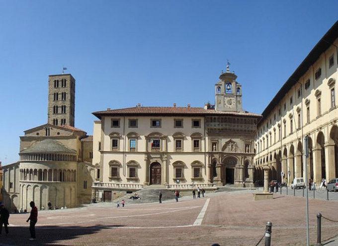 Fortezza e Palazzo di Fraternita: i lavori stanno per finire, il Comune incontra i soggetti interessati