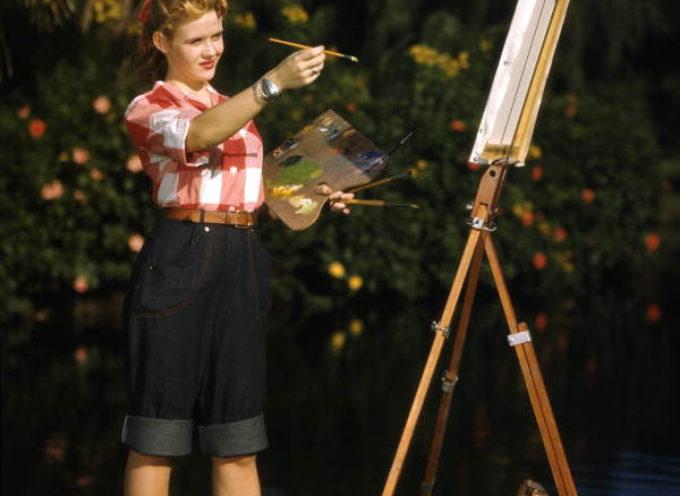 """Concorso di pittura estemporanea """"Campo di m-ARTE"""""""