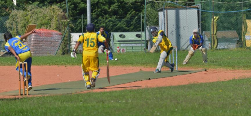 2° Giornata del Cricket Toscano: domenica 22 marzo, Campo Vasari Rugby