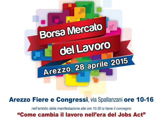Borsa Mercato Lavoro – l'evento per chi cerca lavoro nel turismo – Arezzo, 28 aprile 2015!