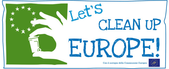 "Come contribuire al ""Let's Clean Up Europe Day"" in Italia"