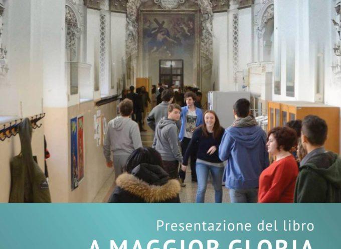 """Presentazione del libro """"A maggior gloria"""" per i 150 anni del Liceo Classico"""