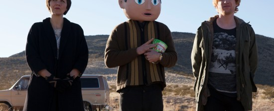 """Frank"" di Lenny Abrahamson mercoledì 18 marzo al Cinema Eden"