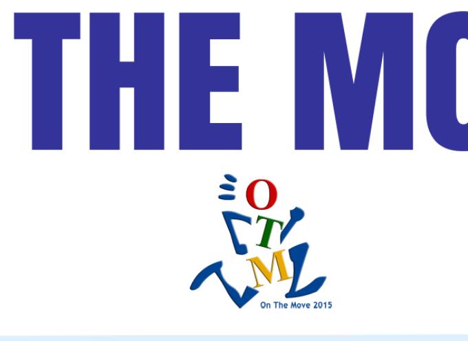 On the Move 2015: il Contest sulla promozione sociale