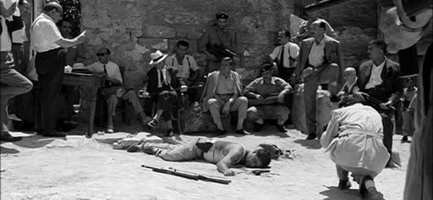 """Al Cinema Eden il film inchiesta """"Salvatore Giuliano"""" di Francesco Rosi"""