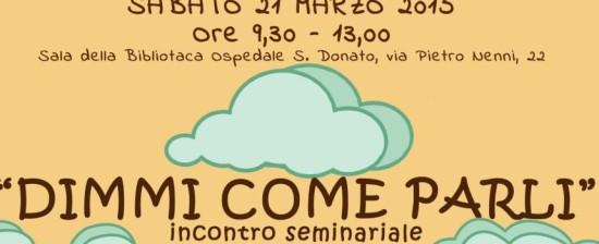 Dimmi come parli: incontro seminariale