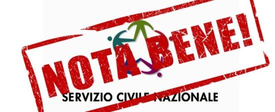 IMPORTANTE INTEGRAZIONE: Servizio Civile Nazionale 2015!!!!