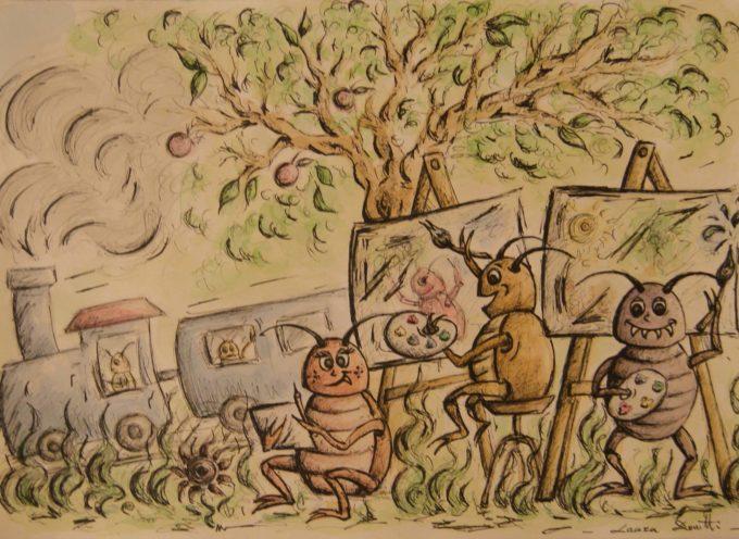 """3° Estemporanea di pittura e scultura """"Campo di m-ARTE"""""""