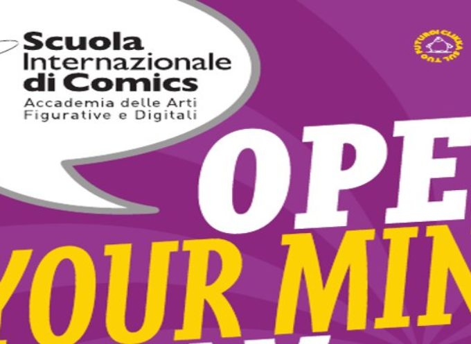 Open day – Scuola Comics Firenze
