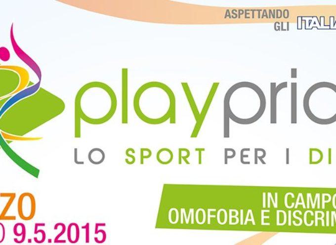 """Oltre 150 atleti/e sabato e domenica ad Arezzo per """"Play Pride #3 – lo sport per i diritti"""""""