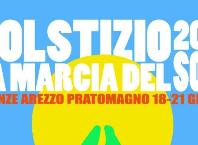 """Solstizio2015: parte la prima edizione de  """"La Marcia del Sole"""""""