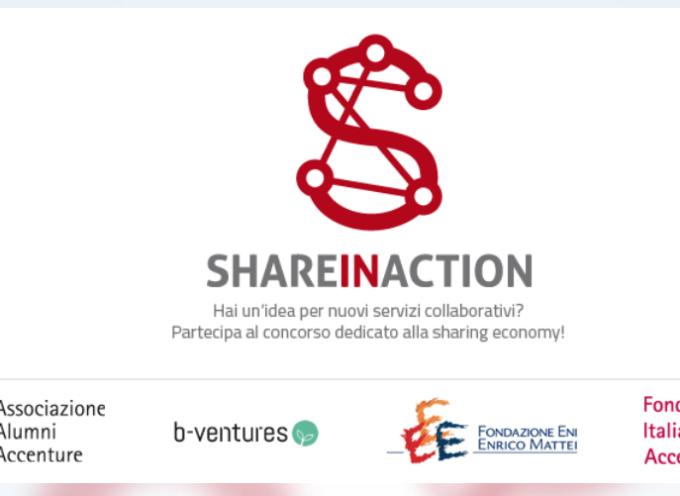 Share in Action: presenta la tua idea per nuovi servizi collaborativi