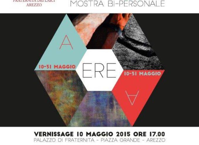AEREA, la mostra bi-personale di Antonella Cedro e Gea Testi