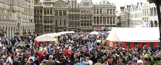Lavoro a Bruxelles per 55 operatori museali