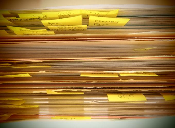 Borsa di studio Usl 8 per la realizzazione di un archivio di supporto al PUA-UVM