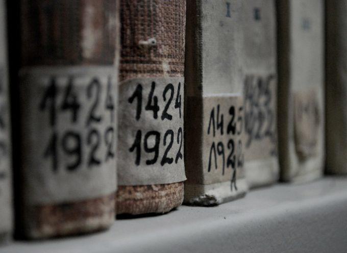 Ammissione alla Scuola di Archivistica dell'Archivio di Stato di Firenze
