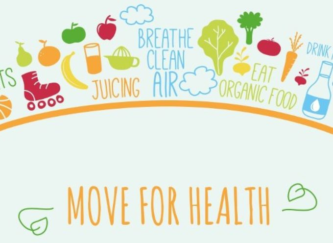 "Progetto europeo Erasmus+ ""Move for Health"""