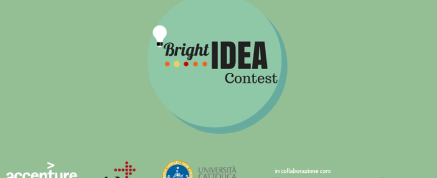 Bright Idea Contest per progetti settoriali in moda e retail