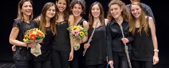 Master per flauti Le 7 Note ad Arezzo