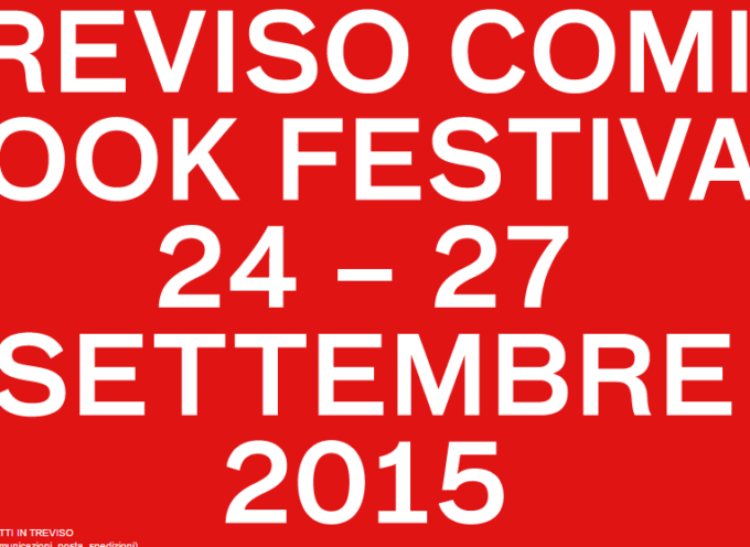 Concorso per autori di fumetti al Treviso Comic Book Festival