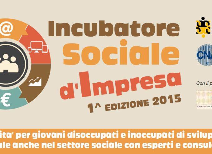 INCUBATORE SOCIALE D'IMPRESA :Un progetto gratuito a cura di Socialnet per giovani disoccupati