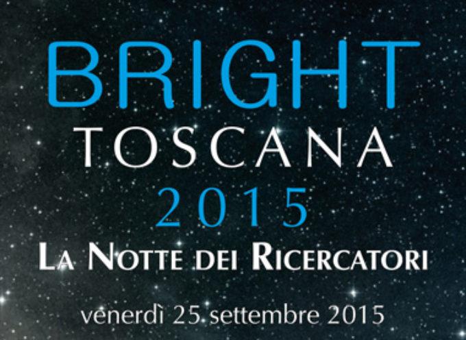 Venerdì 25 settembre: iniziative per la Notte dei Ricercatori