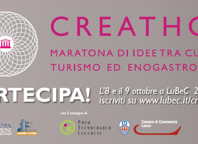 Creathon: una maratona per premiare team di creativi