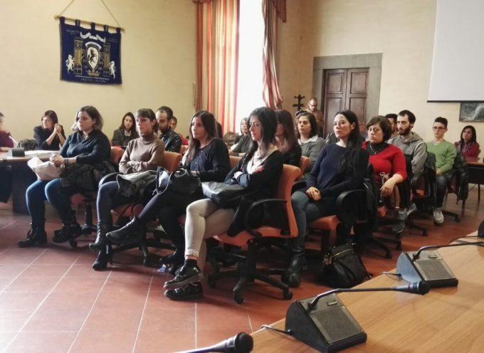 """Comune di Arezzo: servizio civile, al via tre progetti  nell'ambito del programma europeo """"Garanzia giovani"""""""