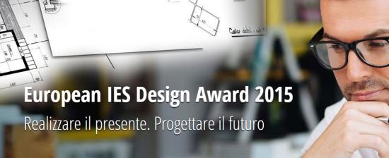 IES Design Award per product designer