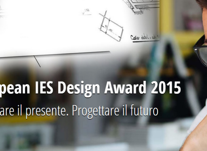 IES Design Award per product designer