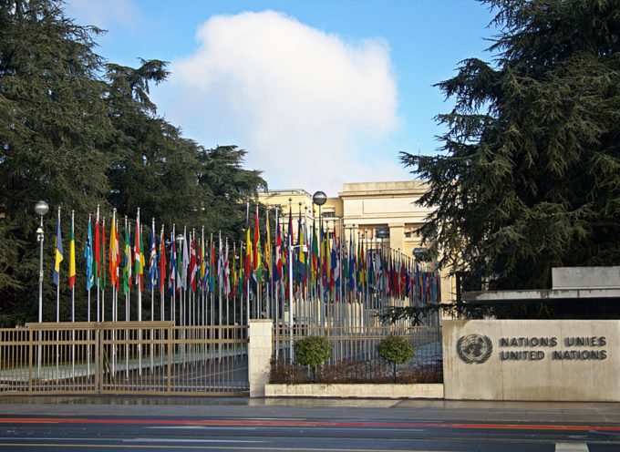 Lavoro come funzionario all'ONU con il JPO Programme