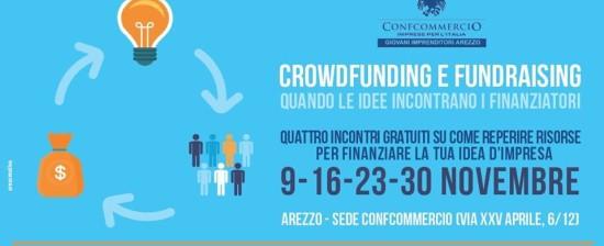 Confcommercio Arezzo lancia il corso per cercare fondi in Rete