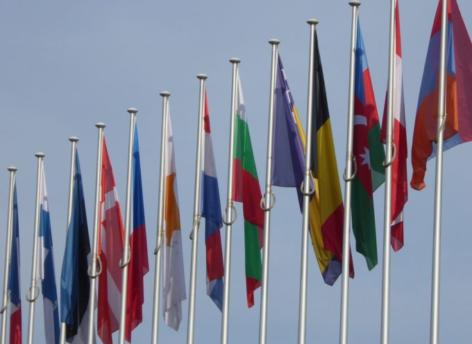 Stage presso il Consiglio d'Europa in Francia
