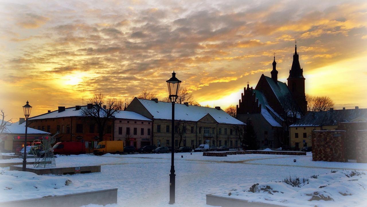 Borse di studio invernali 2016 per la polonia - Agenzie immobiliari polonia ...